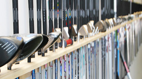 Custom Golf Club Fitting