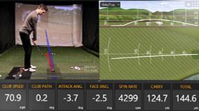 Golf Simulation & Practice Bays