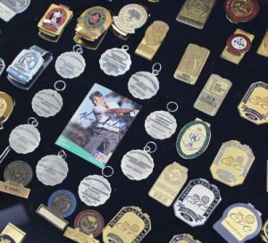 Ken-Schall-medals