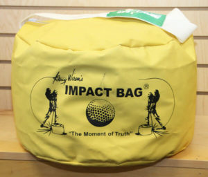 Ken Schall Golf Training Aids - impact bag